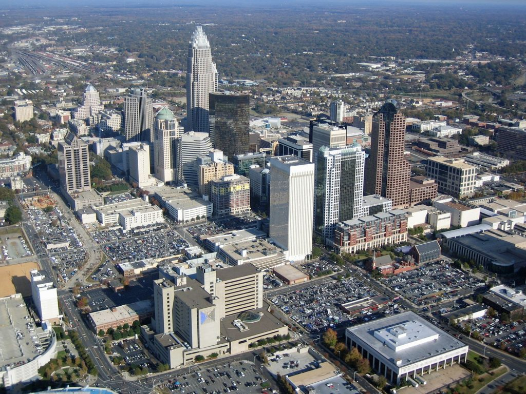 Charlotte real estate investment hotspot