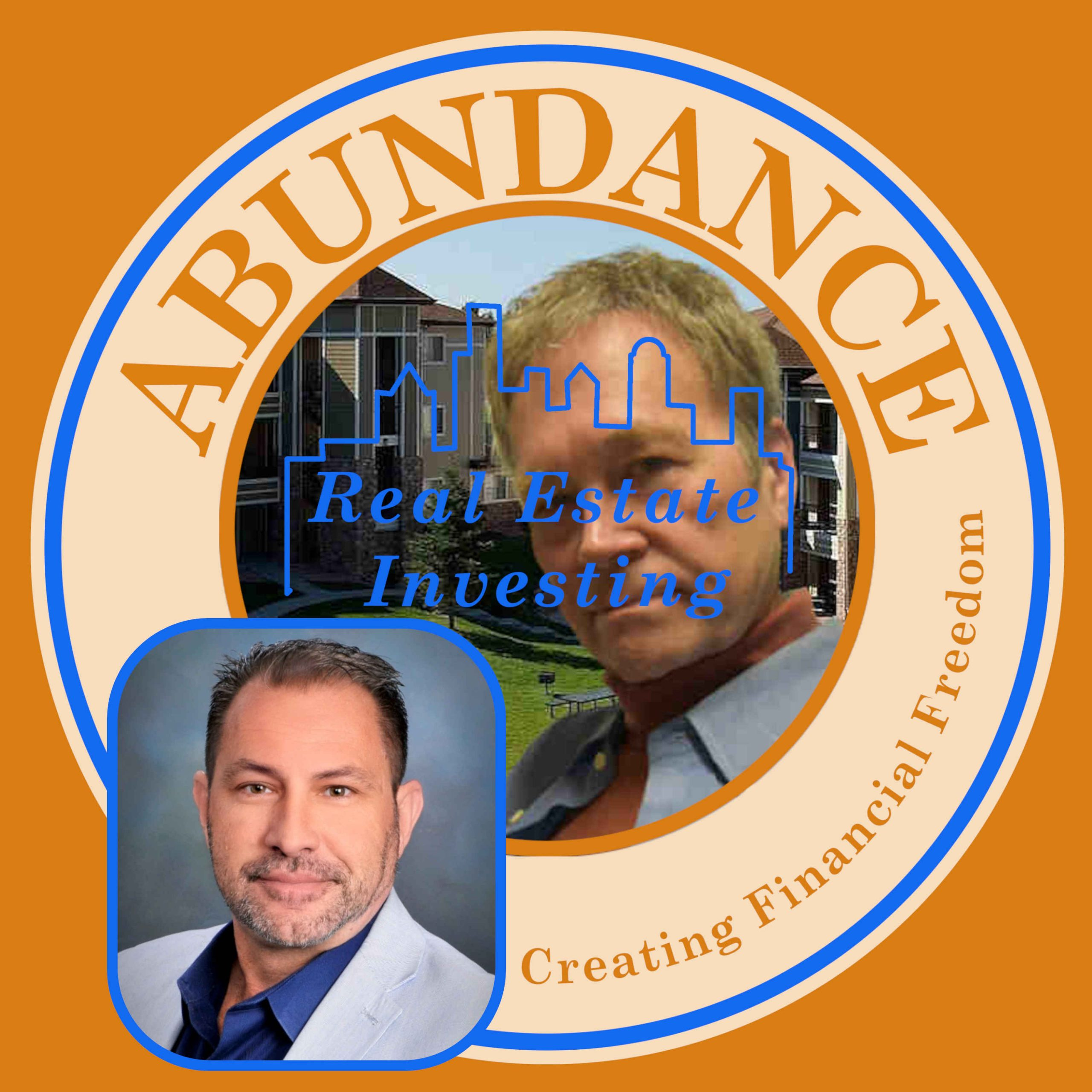 shannon robnett real estate investing abundance logo